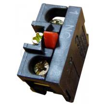 Блок-контакт N/C ZB2-BE102 червоний (ДЛЯ-ПОСТІВ)