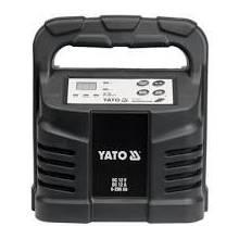 Зарядний пристрій YATO 12V 12A 6-200Ah YT-8302