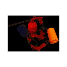 Набір АТ KIT-5G Forte фарбоп.верх. піст.повітр.маном.промив шланг 5м