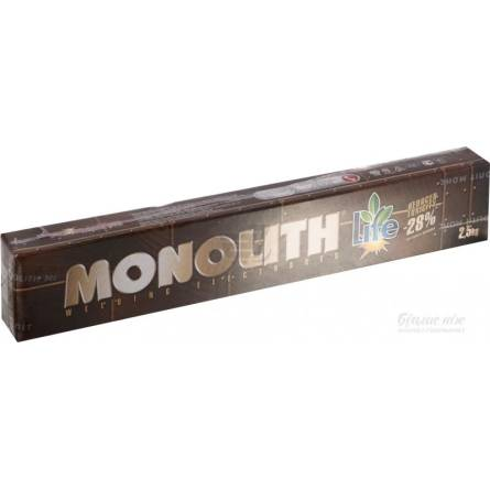 Електроди Моноліт РЦ Д4 (1п.=2,5кг) MONOLITH