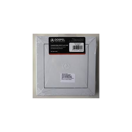 Дверка  DR 06150 150х150 пластик