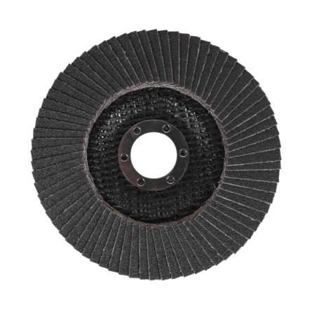 Диск шліфувальний пелюстковий 125*22мм , Р100
