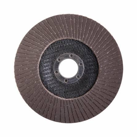 Диск шліфувальний пелюстковий 125х22мм , Р120