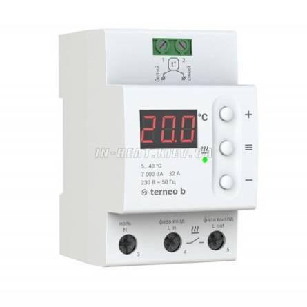 Регулятор температури Terneo B