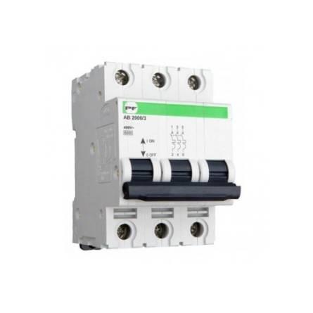 Автоматичний вимикач 32А/3-полюсний ECOHOME