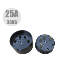 Комплект ВШ + РШ   25А карболіт 380В