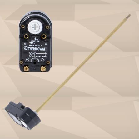 Терморегулятор TAS 16А 27см (1403TW)