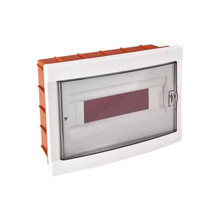 Корпус пластмасовий 12 модулів внутрішній АТ-КО