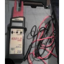 Кліщі електровимірювальні цифрові Е 321.3 {КРАБ}