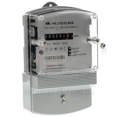 Лічильник електричної енергії однофазний НІК 2102 5-60А М2