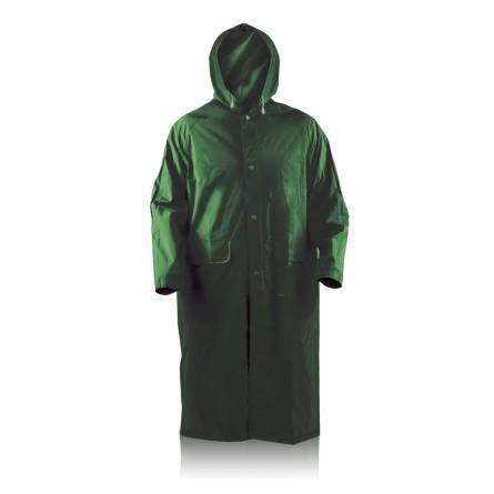 Плащ (31513) ПВХ зелений CETUS (XXXL)