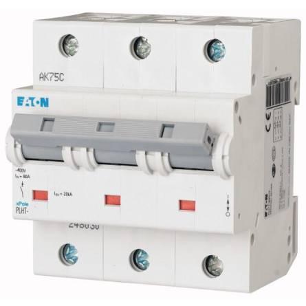Автоматичний вимикач 100/3 PLHT/C EATON
