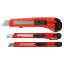 Набір ножів,висувні леза 9-9-18мм 3шт. МТХ 789859