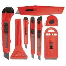 Набір ножів,висувні леза 40-52мм 2шт. МТХ 789919