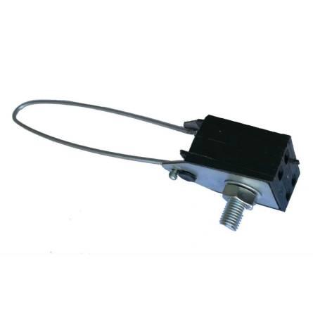 Затискач натяжний ЗА-1.1  2*10-25 малий Bilmax економ