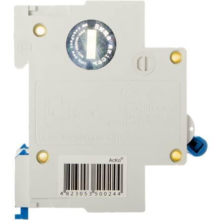 Автоматичний вимикач 125А/3-полюсний ВА2003/D АсКО