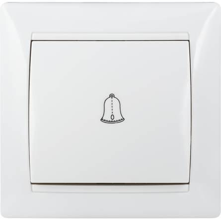 Вимикач Аско дзвінка білий ВВд10 Fr-W