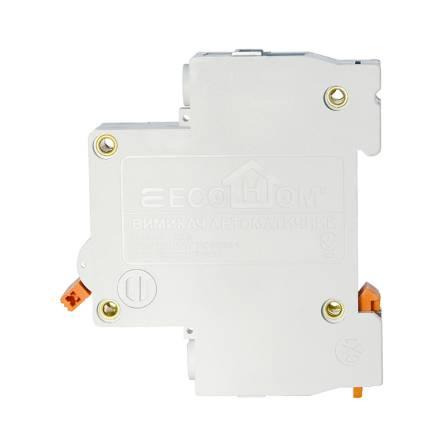 Автоматичний вимикач 16А/1-полюсний ECOHOME
