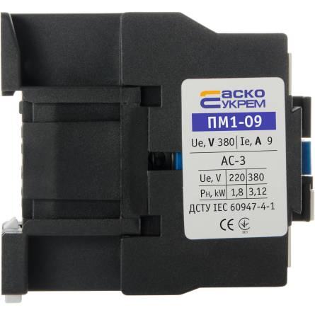 Пускач ПМ 1-09-10 (LC1-D0910) 9А 220В