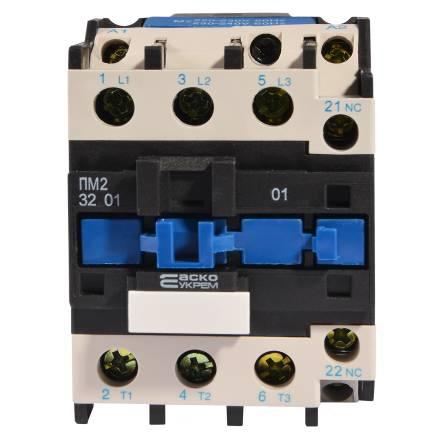 Пускач ПМ 2-32-01 (LC1-D3201) 32А 220В