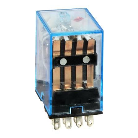 Реле електромагнітне МY4 (DС24V)