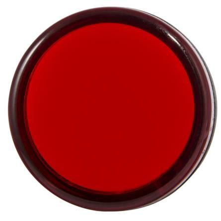 Арматура світлосигнальна AD22-22DS червона 220 В