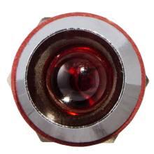 Арматура світлосигнальна  AD22С-14 мет. червона 220 В