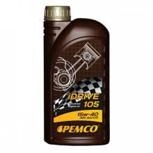 Мастило Pemco idrive 105 15W40 1л