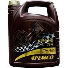 Мастило Pemco idrive 105 15W40 5л