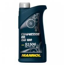 Мастило для поршньових компресорів ISO100 1л