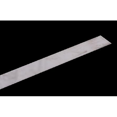 Стрічка бандажна ПБ 20мм х 1м нержавіюча Bilmax
