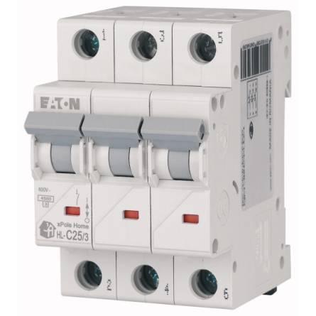 Автоматичний вимикач 25/3 HL-C EATON