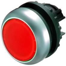 Кнопка з підсв. без фіксації М22-DL-R EATON