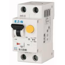 Диференціальний автомат PFL6 - 40/1N/С/0,03