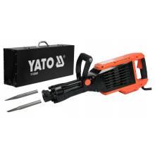 Молоток відбійний 1600Вт 65Дж, оливне охолодження, +2 піки YATO YT-82001