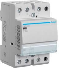 Контактор ESС-340 230В/40А 3NO 3м. Hager