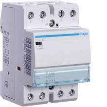 Контактор ESС-440 230В/40А 4NO 3м Hager