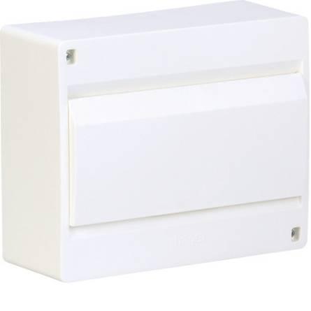 Щит з білими дверцятами 8 модулів COSMOS VD108PD