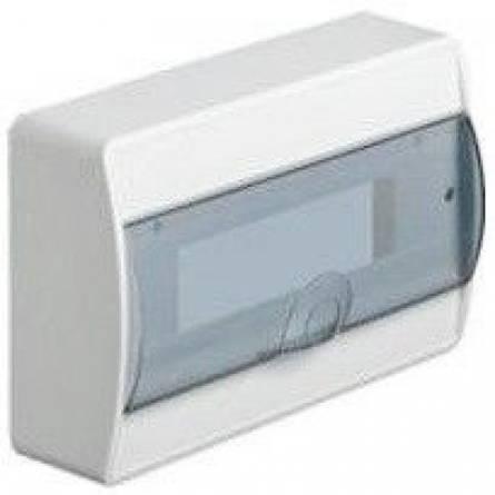 Щит з прозорими дверцятами 8 модулів COSMOS VD108TD Hager
