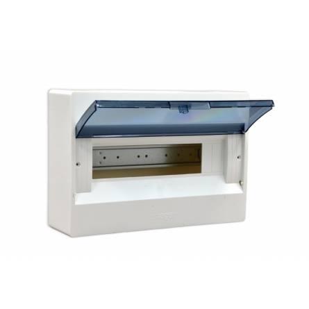Щит з прозорими дверцятами 12 модулів COSMOS VD112TD Hager