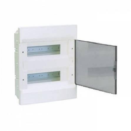Щит з прозорими дверцятами  24 модулів COSMOS VR212TD