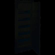 Щит на 60(70) модулів, з металевими дверями, без клем, VOLTA VU60UA