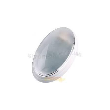 Світильник овал пластик Ninova 26Вт білий