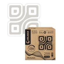 Світильник LED smart 120W MOSAIC VELMAX 23-45-12