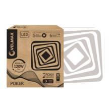 Світильник LED smart 120W POKER VELMAX 23-45-14