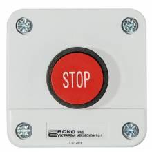 Пост 1-кнопковий Стоп ХАL-В114