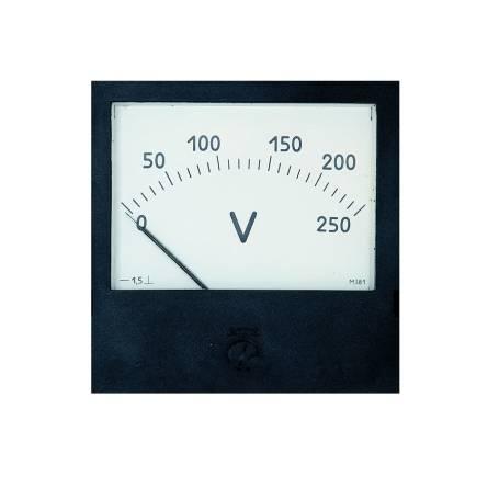 Вольтметр М381- 0-600В постійного струму