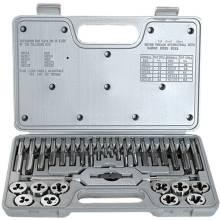 Набір мітчиків і  плашок М3-М12 31предмет MTX 773379