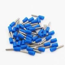 Наконечник трубчастий НТ-0,75-08 синій