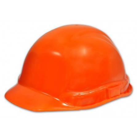 Каска будiвельника помаранчева